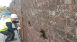 cavity wall insulation removal