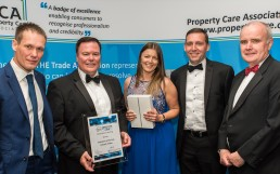 PCA Award Ceremony - Richardson & Starling 2016 image