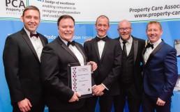 PCA Award Ceremony - Richardson & Starling 2017 image