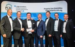 PCA Award Ceremony - Richardson & Starling 2018 image