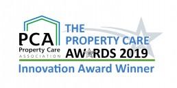 PCA Award for Innovation 2019 logo
