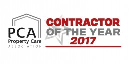 PCA Contractor of the Year 2017 logo