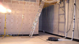 damp proofing a basement